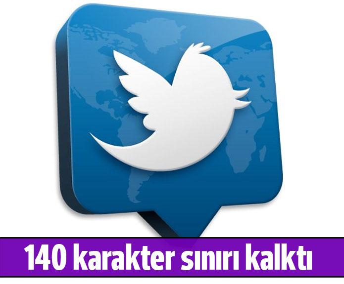 Twitter özgürleşti