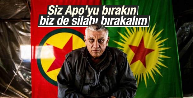 PKK günlerdir geveledigini açıkladı