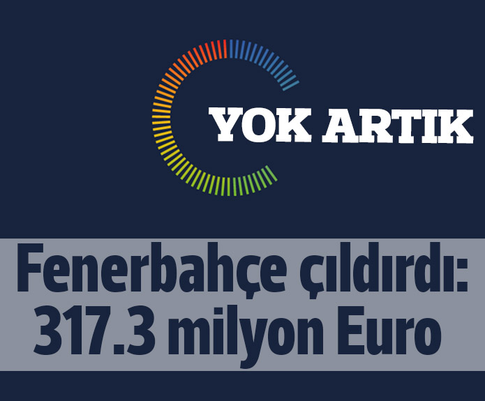 Fenerbahçe para saçıyor