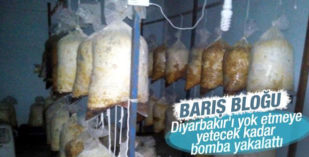 Diyarbakırda Pkk operasyonları sürüyor
