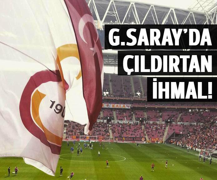 Galatasaray ihmal yüzünden sponsor kaybetti
