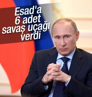 Putin EsedeUçak Sattı