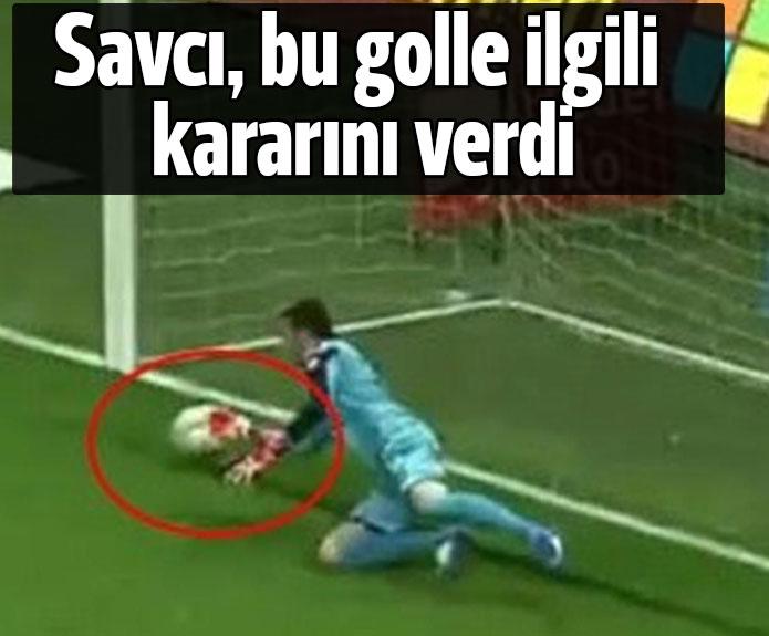 Galatasaray-Gençlerbirliği maçında şike iddiasına takipsizlik
