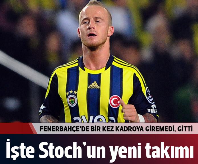 Stoch Bursaspor yolcusu