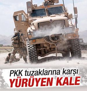 PKK'nın tuzaklarına karşı Yürüyen Kale geliyor