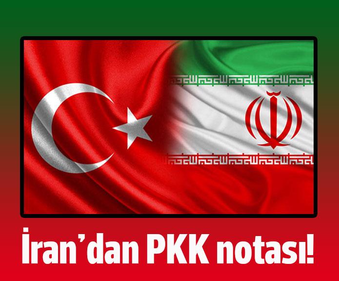 İran Türkiyeden tedbir arttırmasını istedi