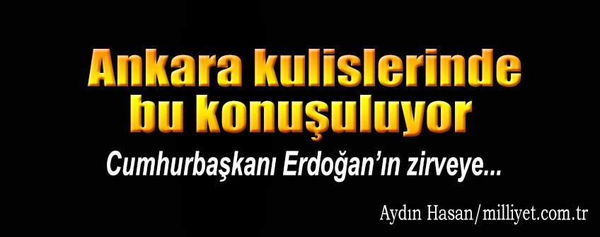 Ankara kulislerinde bu konuşuluyor