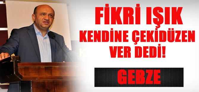 AKP Gebze 69. İlçe Danışma Meclisi