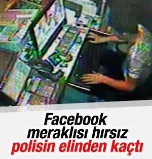 Kahramanmaraş'ta hırsızı Facebook merakı ele verdi