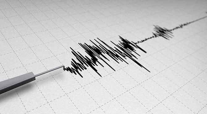 Kozan'da 4 Büyüklüğünde Deprem
