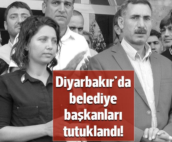 Diyarbakırda öz yönetim operasyonları