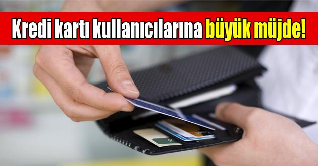 Kredi kartı düzenlemelerinde yeni dönem