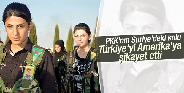 PKK'nın diğer kolu ygp amerika kapısında