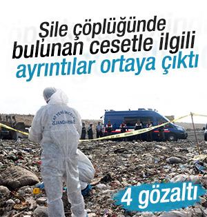 Çöp döküm sahasındaki o vaka ortaya çıktı