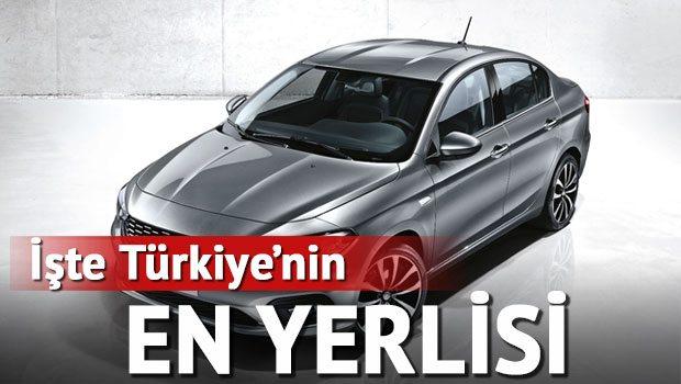 Türkiye menşieli ilk seri üretim başlıyor