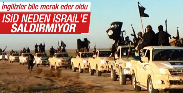 IŞİD İsrail'e neden saldırmıyor