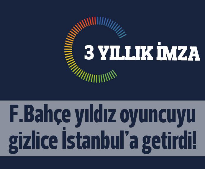 Fenerbahçe transfere doymuyor