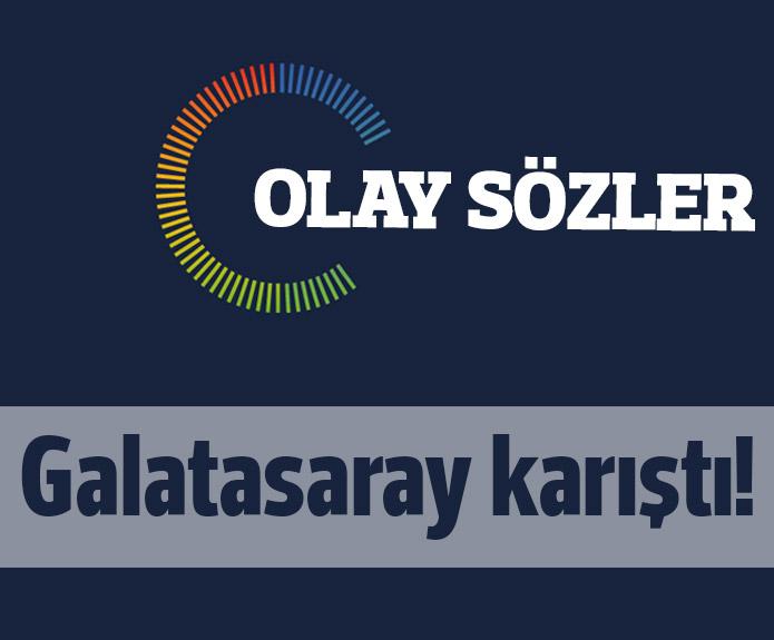 Galatasarayda cüneyt tanman krizi