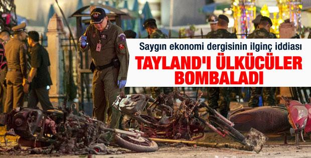 Ülkücüler bombalamış