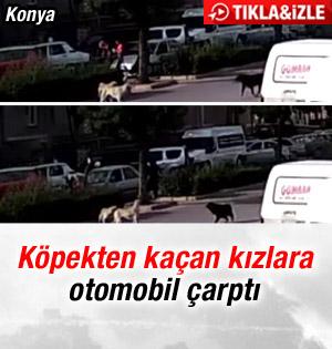 Konya trafik kazası