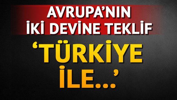 Türkiye Ab'ye partner olabilir