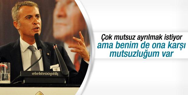 Fikret Orman Ozan Tufan Transferi Hakkında Konuştu