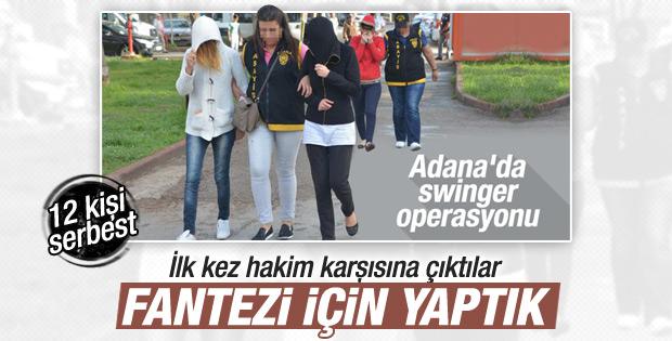 Adana eş değiştirme operasyonu