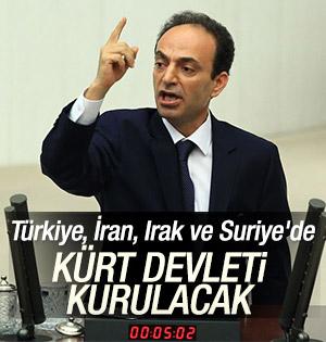 Ortadoğu'da Kürtlerin de devleti olacak