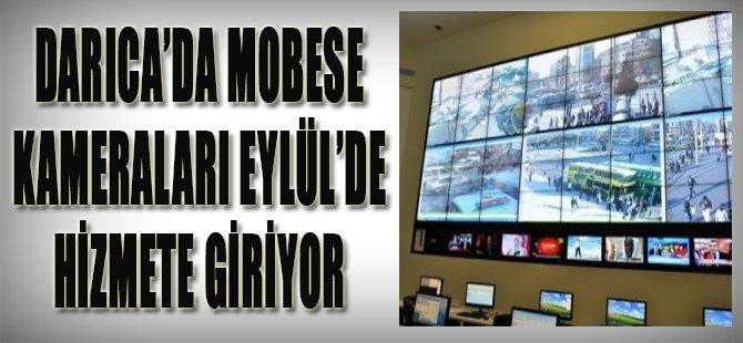 Darıca'da Mobese Kameraları Eylül'de Hizmete Giriyor