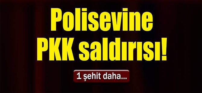 Polisevine Saldırı, 1 Şehit!