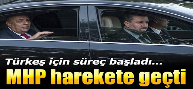 Türkeş İçin Süreç Başladı!