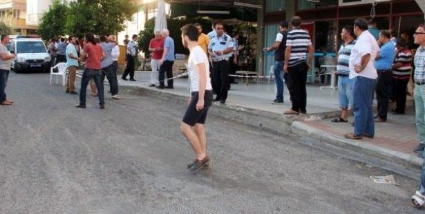 Kahvehanede cinnet: 1 ölü, 2 yaralı