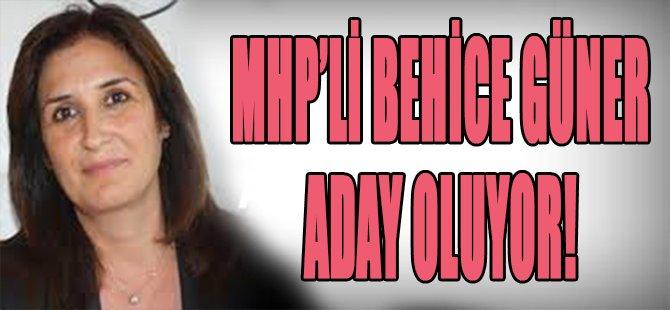 MHP'li Behice Güner Aday Oluyor!