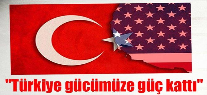 Türkiye Gücümüze Güç Kattı