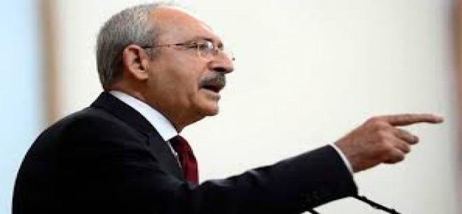 Kılıçdaroğlu: Bu acıyı bize yaşatanlara da..!