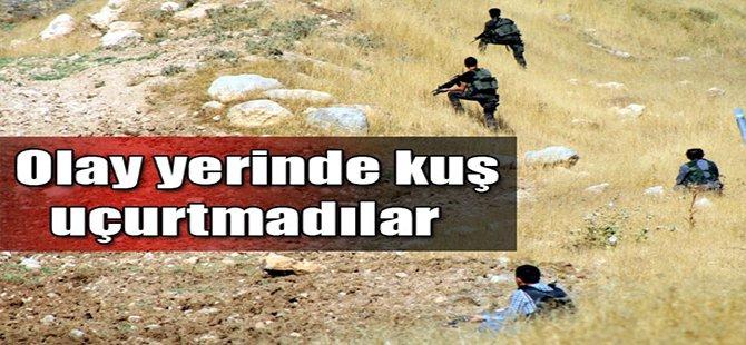 Şırnak'ta zırhlı araç devrildi: 2 polis yaralı