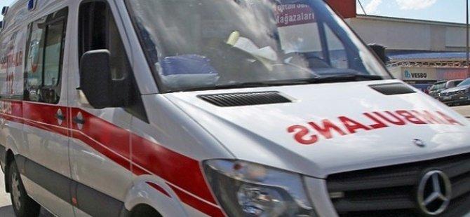 Yaralı çocuk için çağrılan ekip teröristlerle karşılaştı
