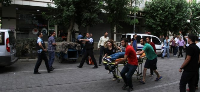 Diyarbakır'da Kalleş Saldırı!