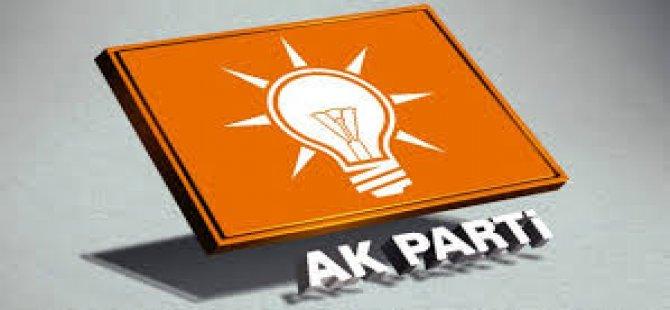 İşte AK Parti'nin taslak MKYK listesi