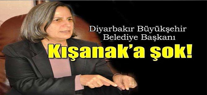 Diyarbakır Büyükşehir Belediye Başkanı'na şok!