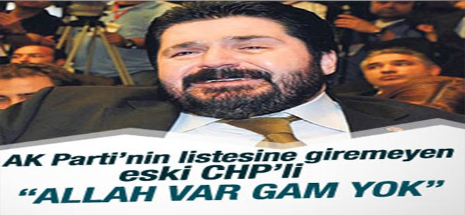 Savcı Sayan AK Parti'nin milletvekili listesine giremedi