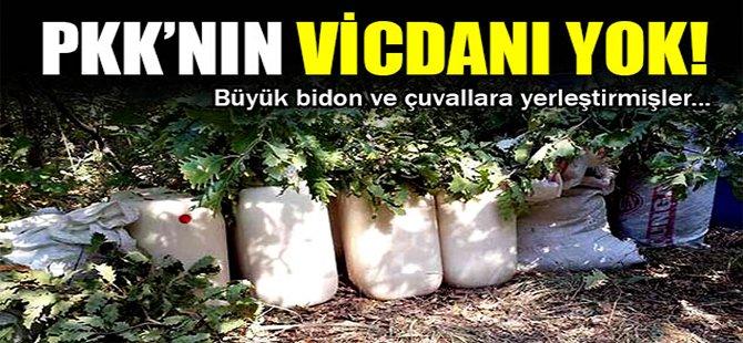 PKK'nın vicdanı yok!
