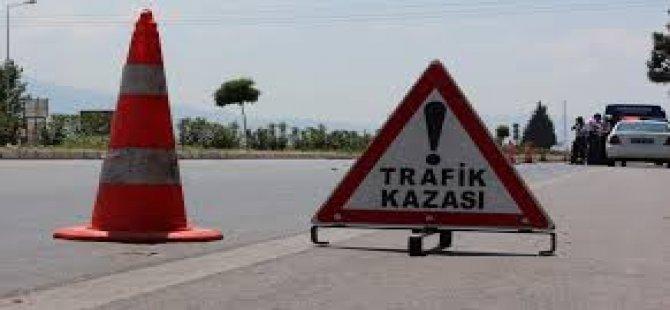 İstanbul'da Sabah Vakti Feci Kaza