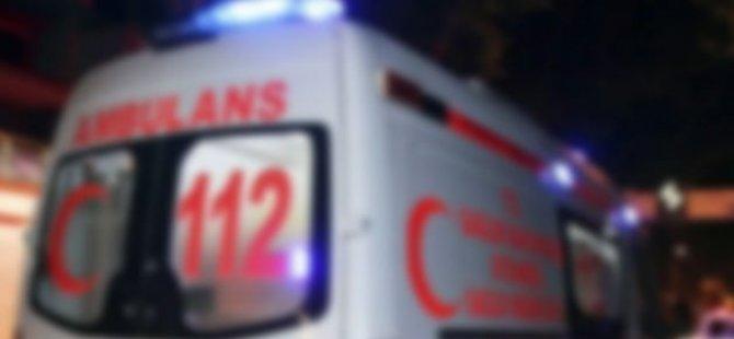 Korkunç cinayet: 1 ölü, 2 yaralı