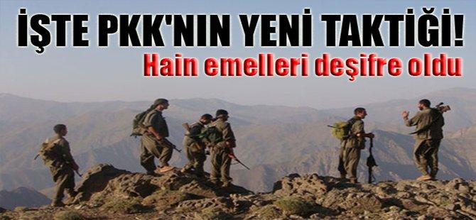 İşte PKK'nın yeni taktiği!
