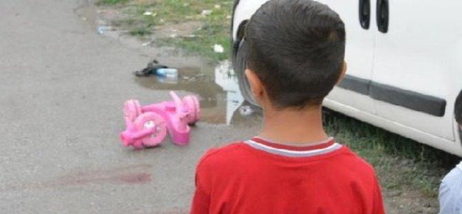 Çöp kamyonu 4 yaşındaki çocuğu ezdi!