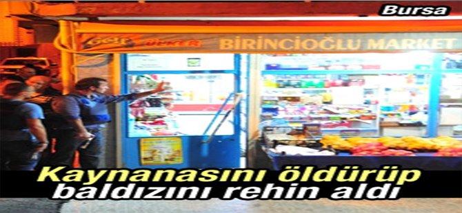 Bursa'da rehine krizi: 2 ölü 1 yaralı