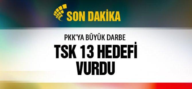 PKK' ya Büyük Darbe!