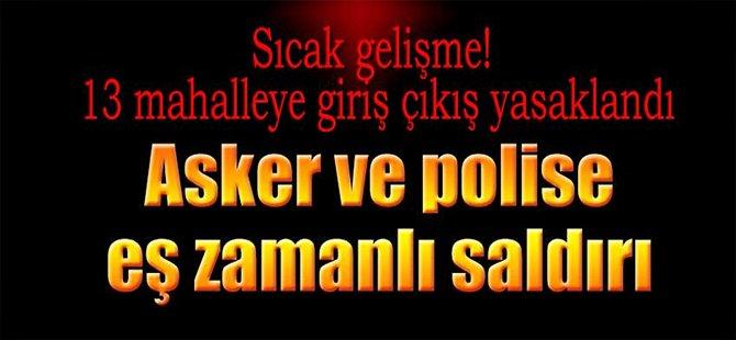 Diyarbakır'da sıcak gelişme!