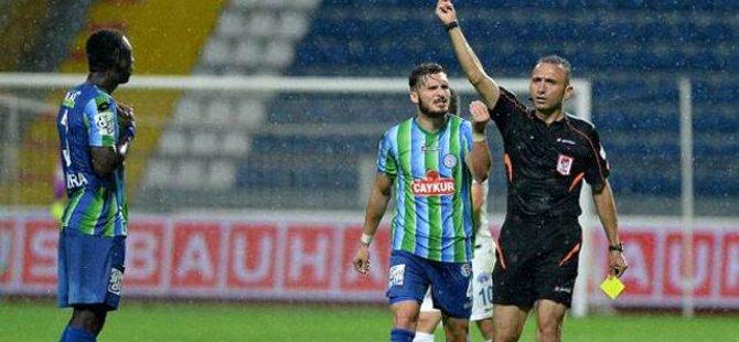 Türk futbolunda tarihi an!